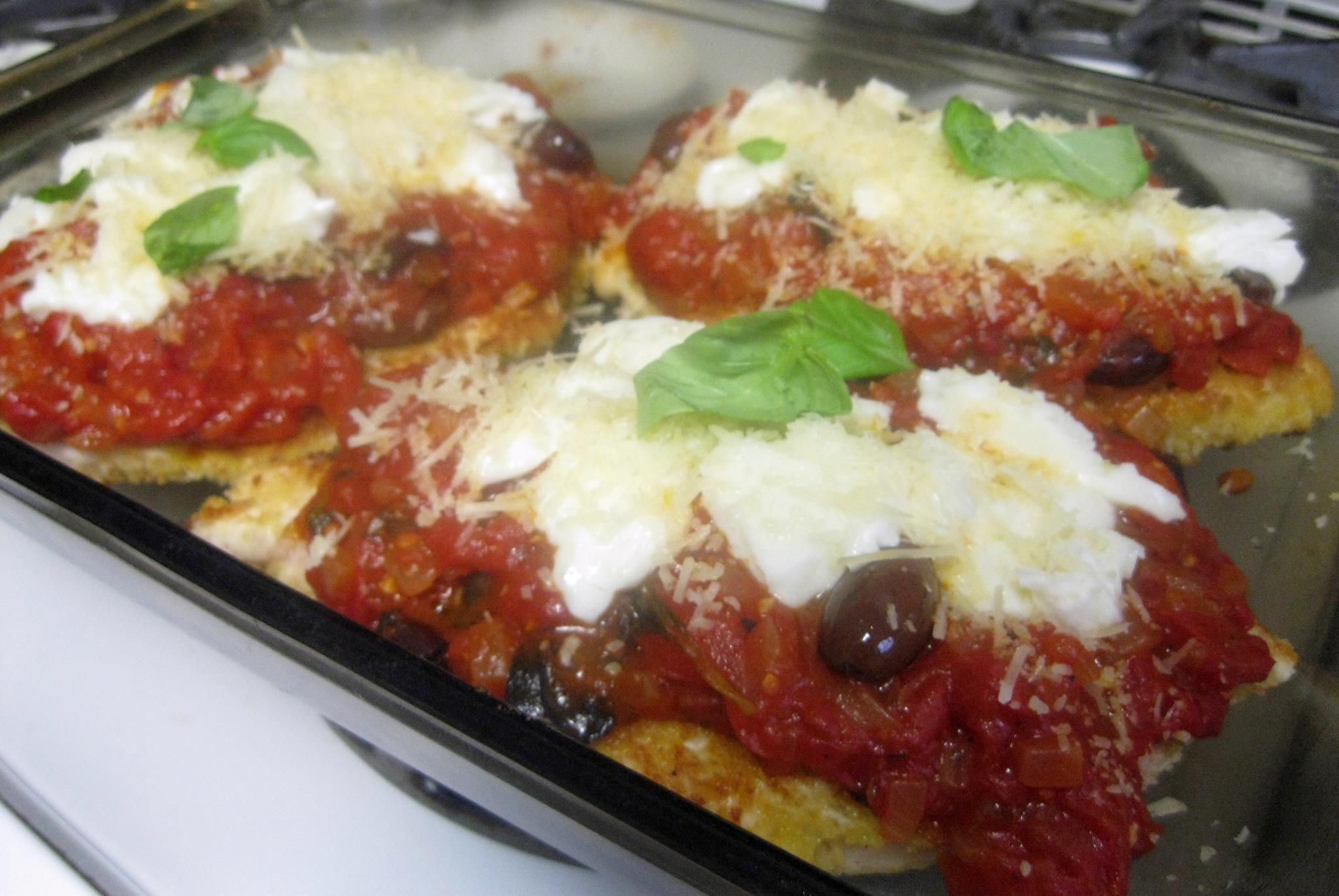 homemade chicken Parmesan | Things I make | Pinterest