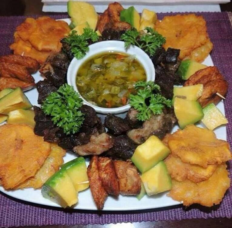 Haiti food names related keywords haiti food names long for Cuisine haitienne