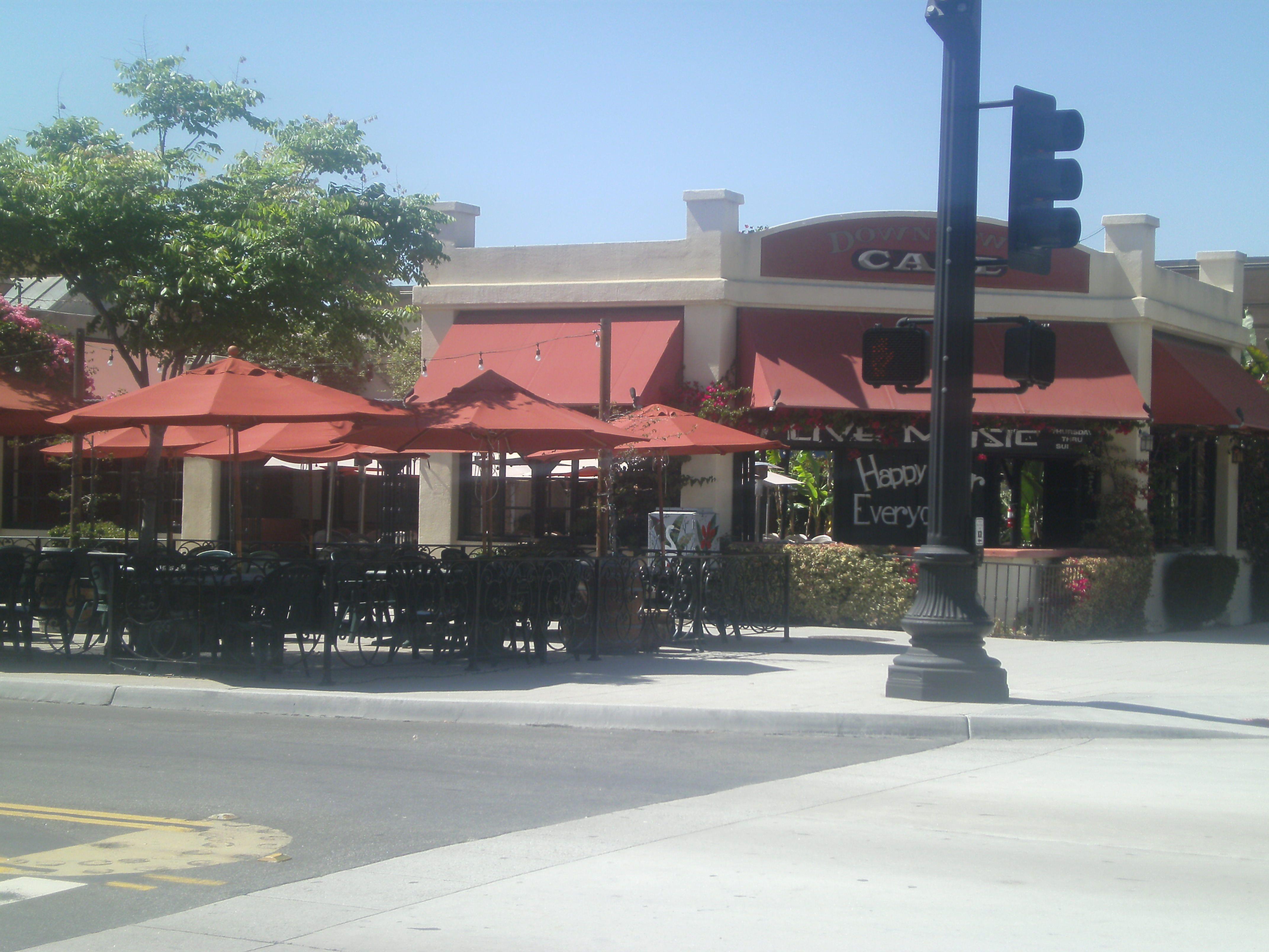 Downtown Cafe El Cajon Ca