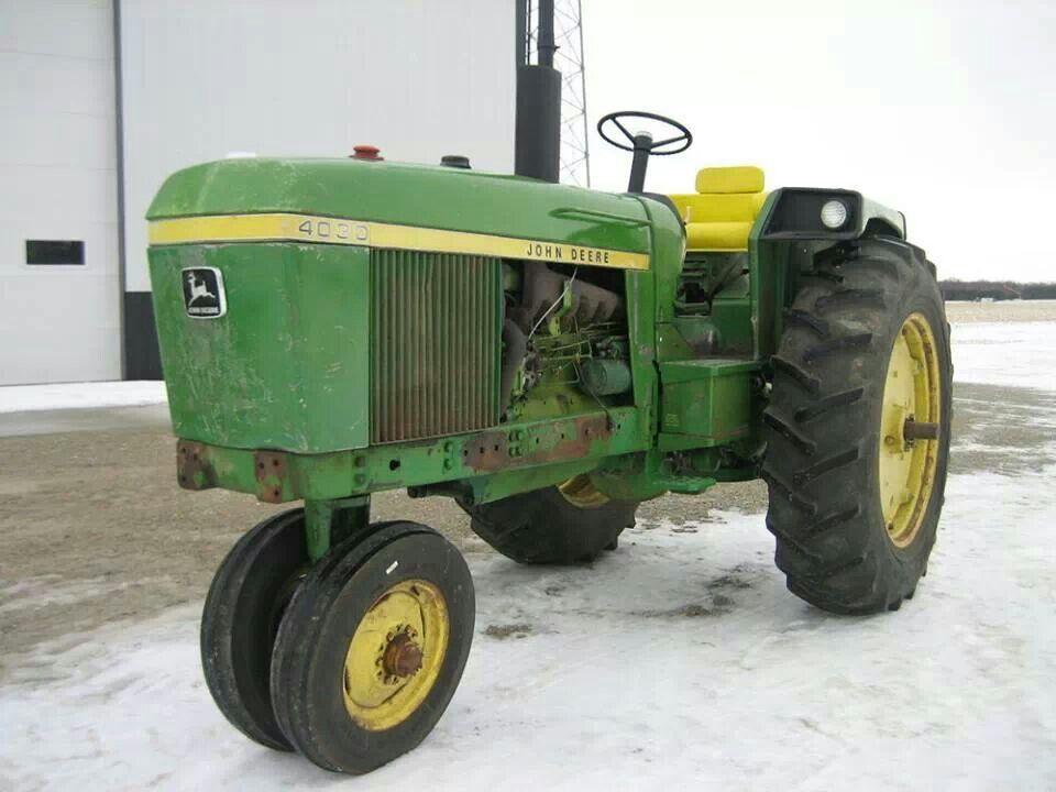 John Deere 4030 | Tractors (the other brands) #2 |