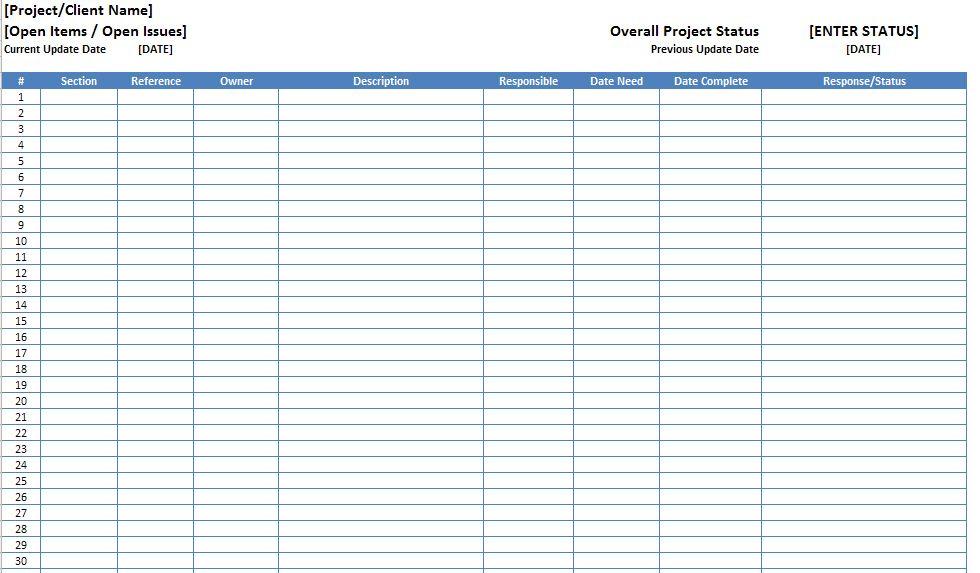 Daily Log Excel Template Printable Editable Blank Calendar 2017 – Daily Log Template