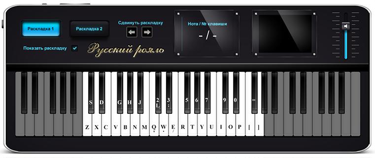 Клавиши для пианино своими руками