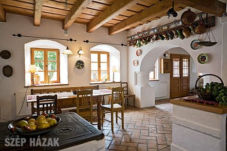 magyar rusztikus konyha