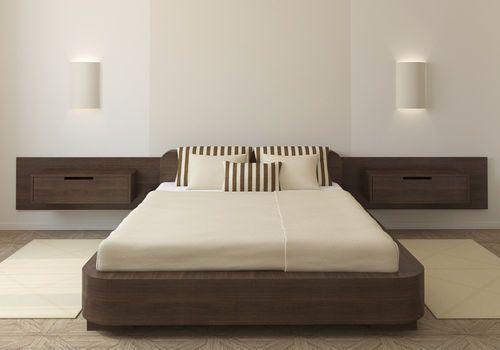 Camera Da Letto Beige : Camera da letto moderna beige privato av camera da letto per gli