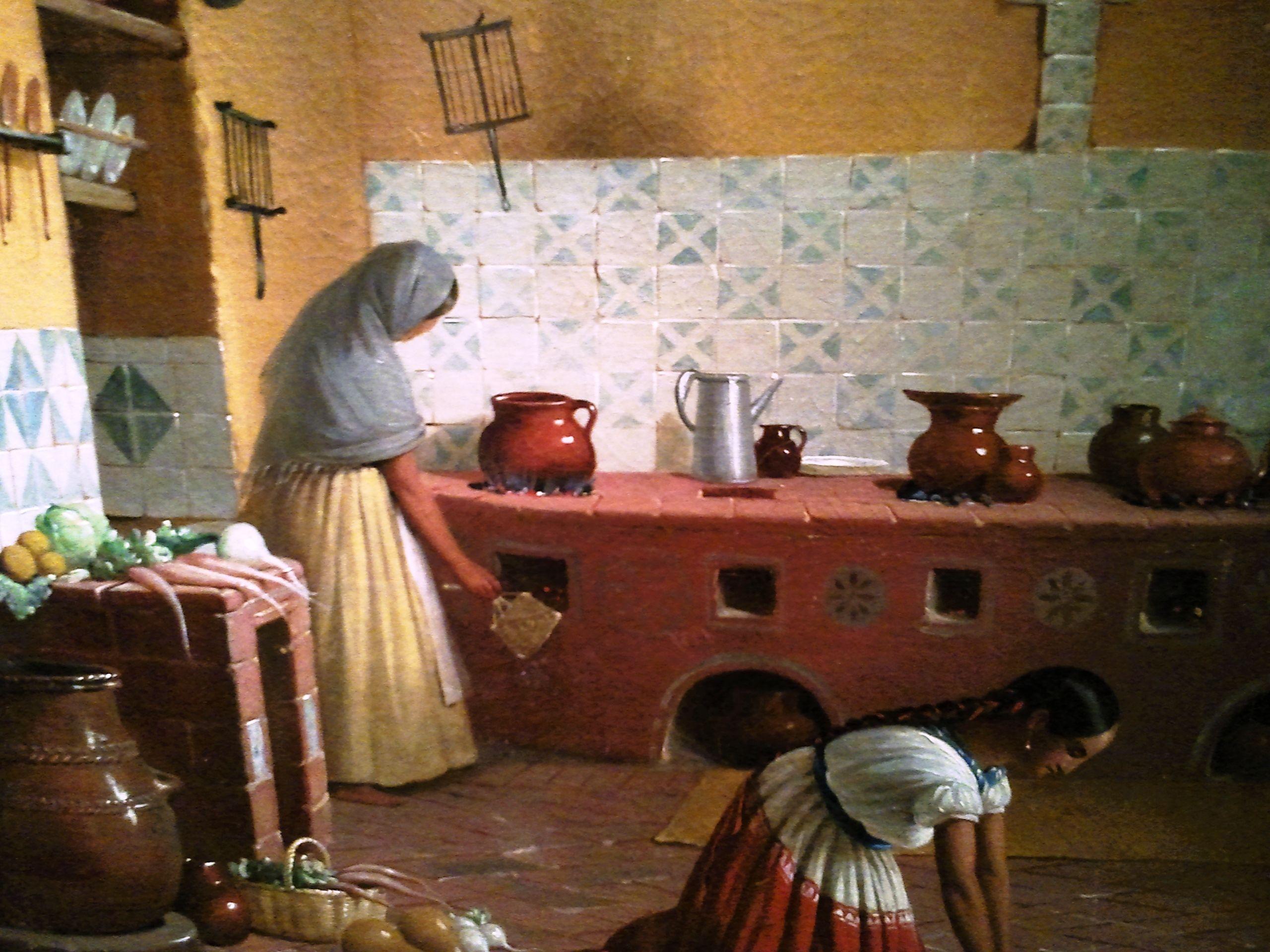 Modelos de cocinas tipicas mexicanas for Picas para cocinas