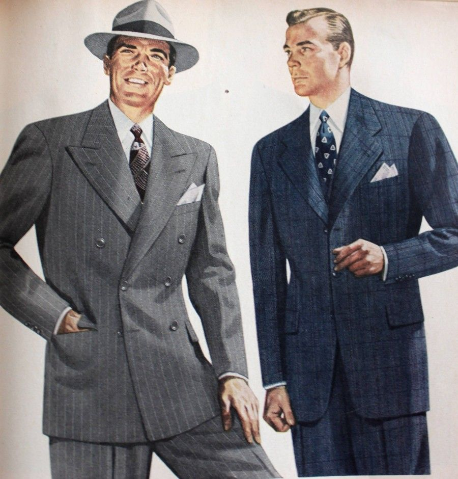 Zoot suit fashion history 97