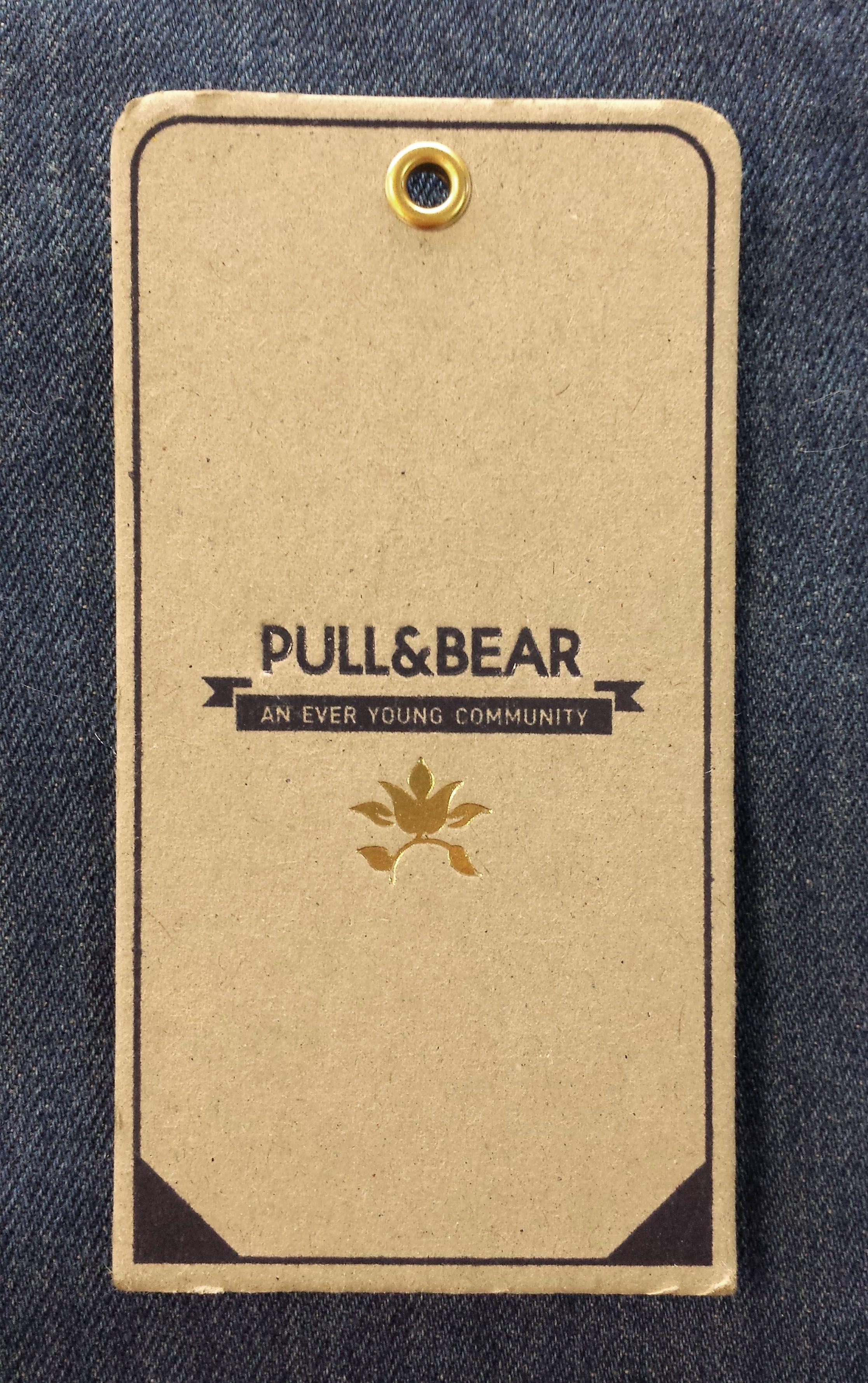 Pull&Bear #hangtag | Hang tags | Pinterest