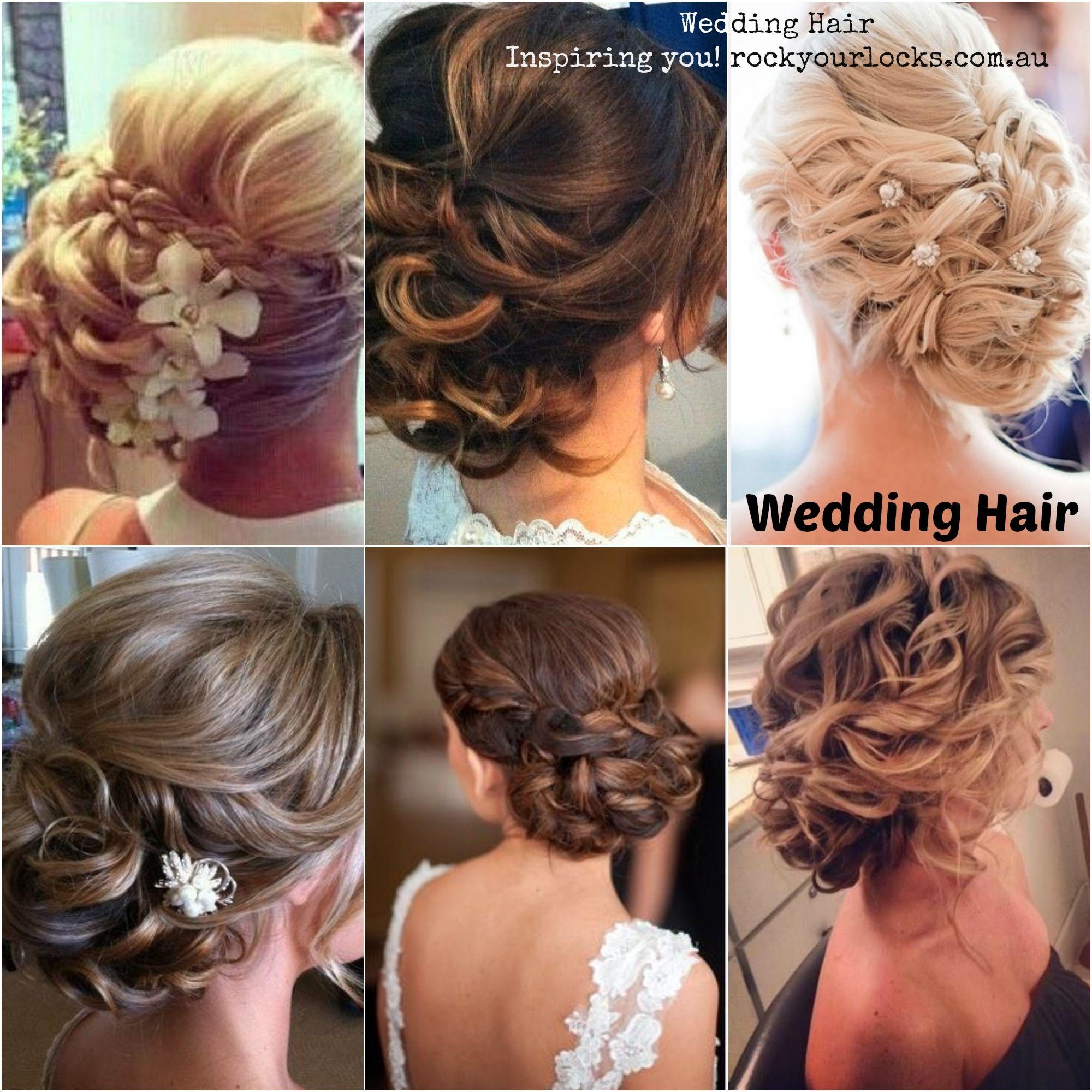 Wedding Hair - All Up | Wedding Bells | Pinterest