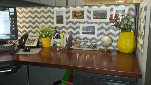 Cubicle ideas pinterest joy studio design gallery best How to make your cubicle look classy