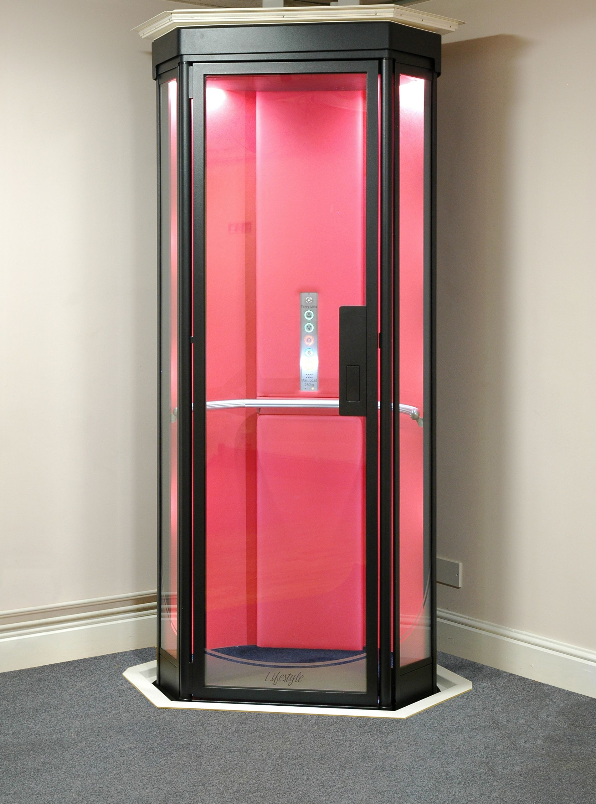Lifestyle home elevator for the home pinterest for Elevator for house