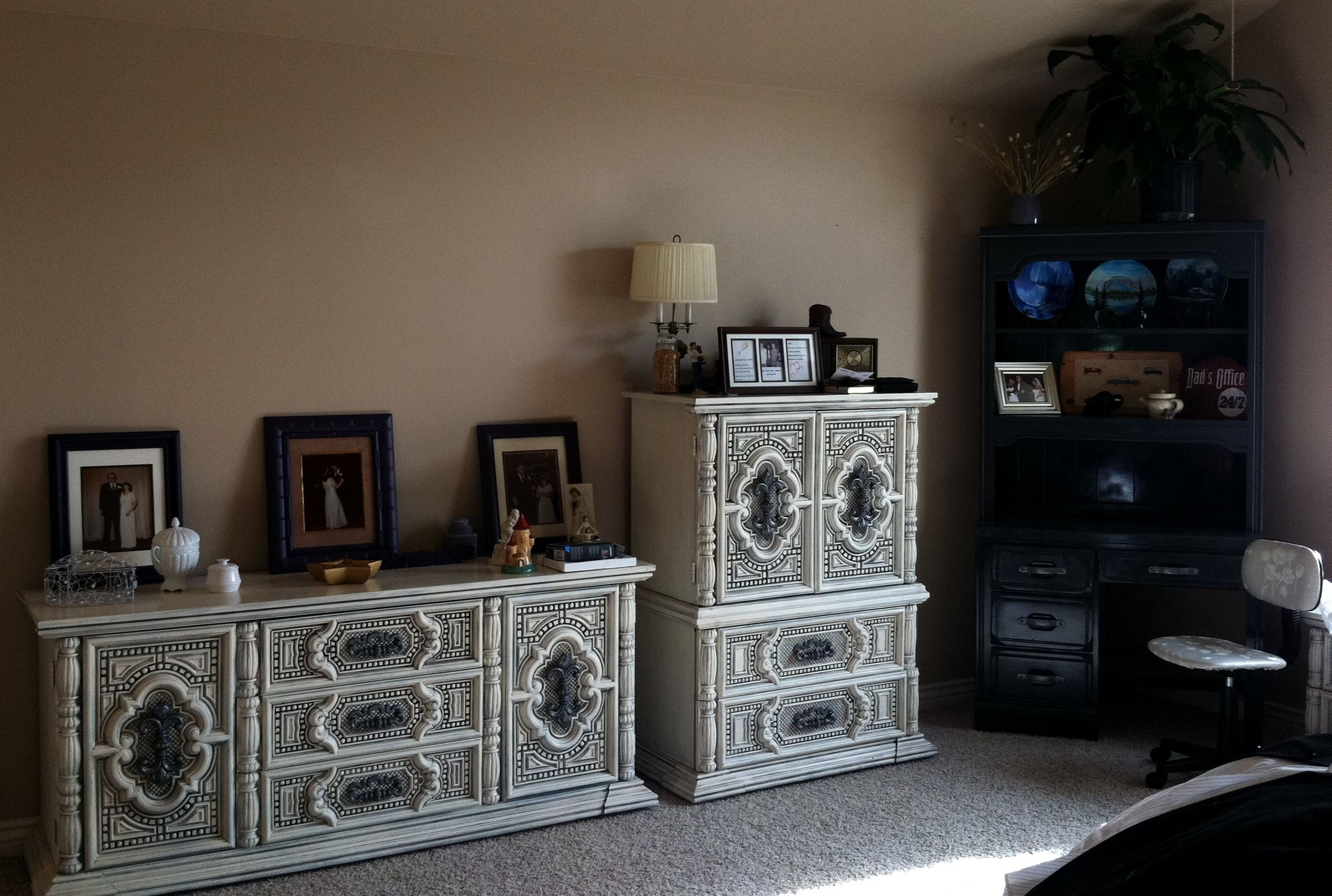 dark brown color ideas on ideas for refinishing old bedroom furniture