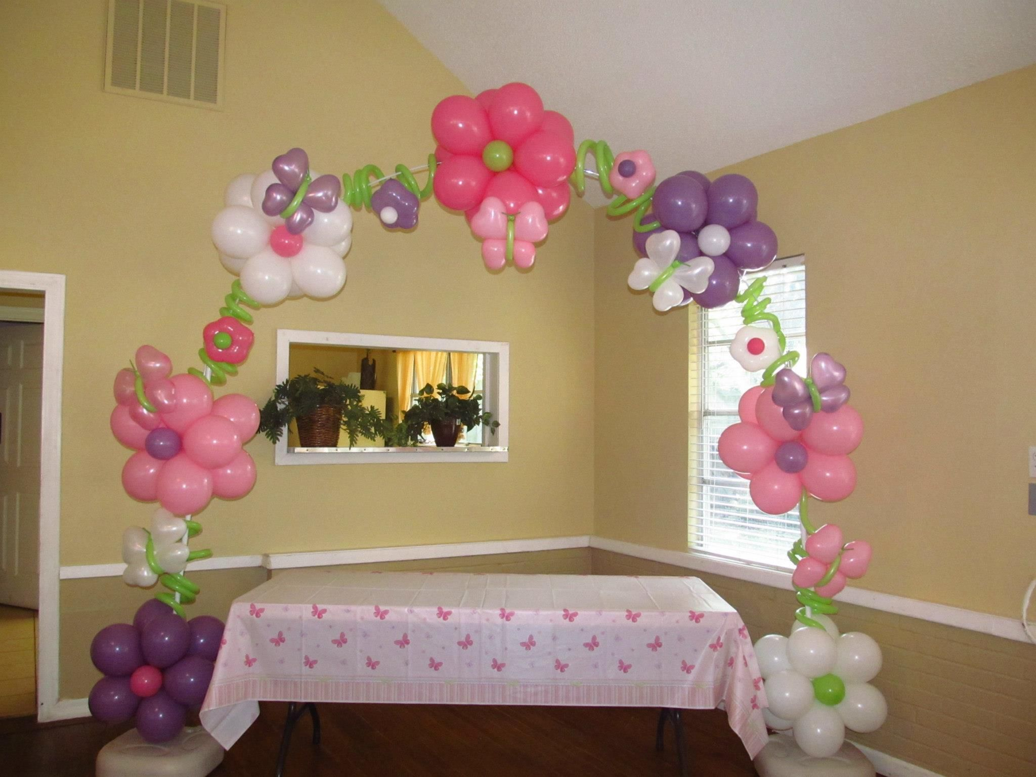 for a baby shower balloon arches pinterest