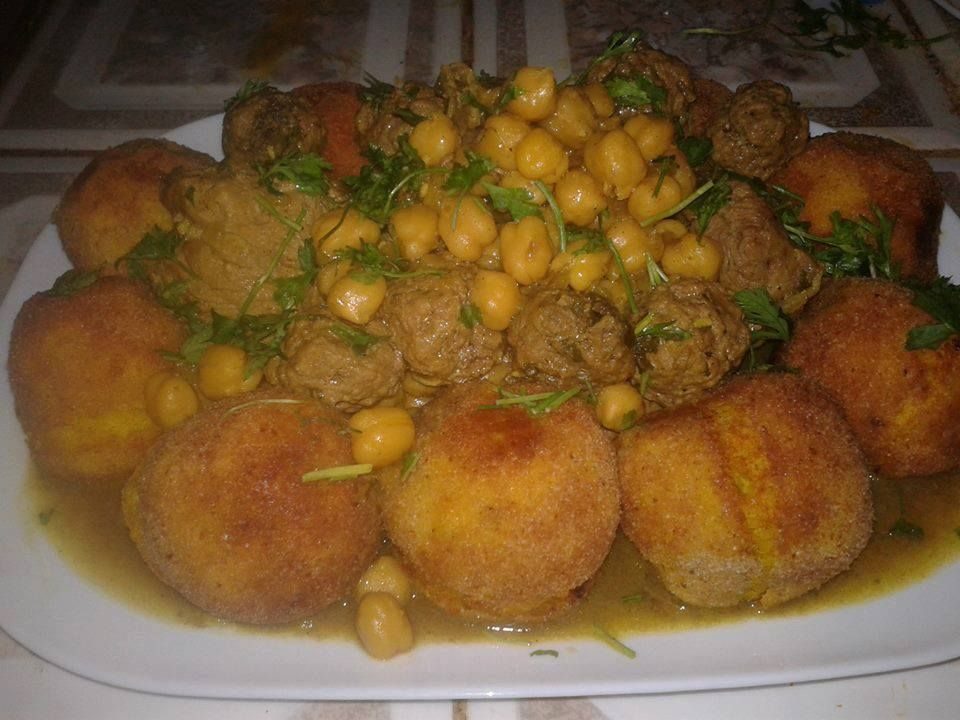 Traditional algerian food the image kid for Algerian cuisine