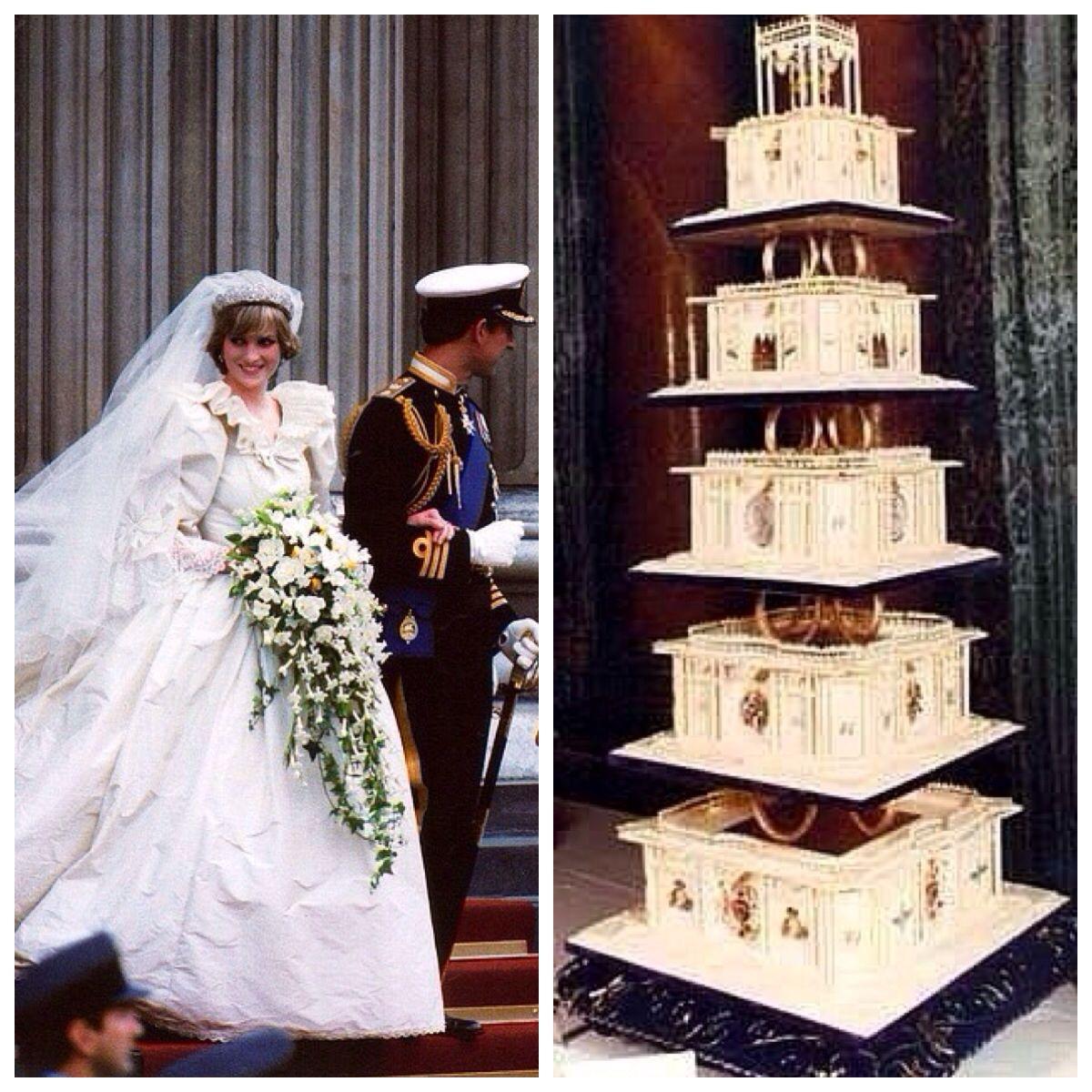 Celebrity Wedding Cakes