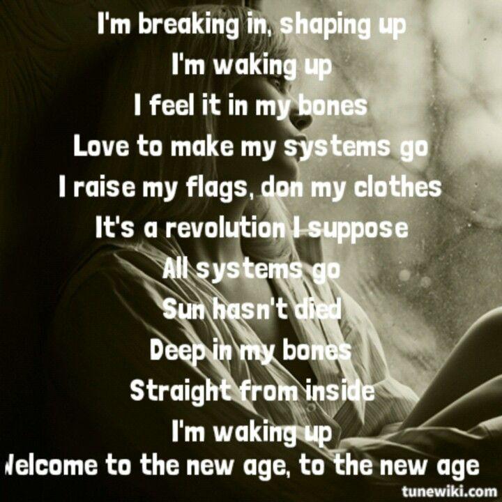 Imagine Dragons - Radioactive | quotes/words/lyrics ...