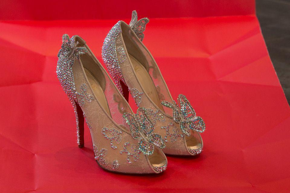 christian louboutin cinderella shoes i need shoes