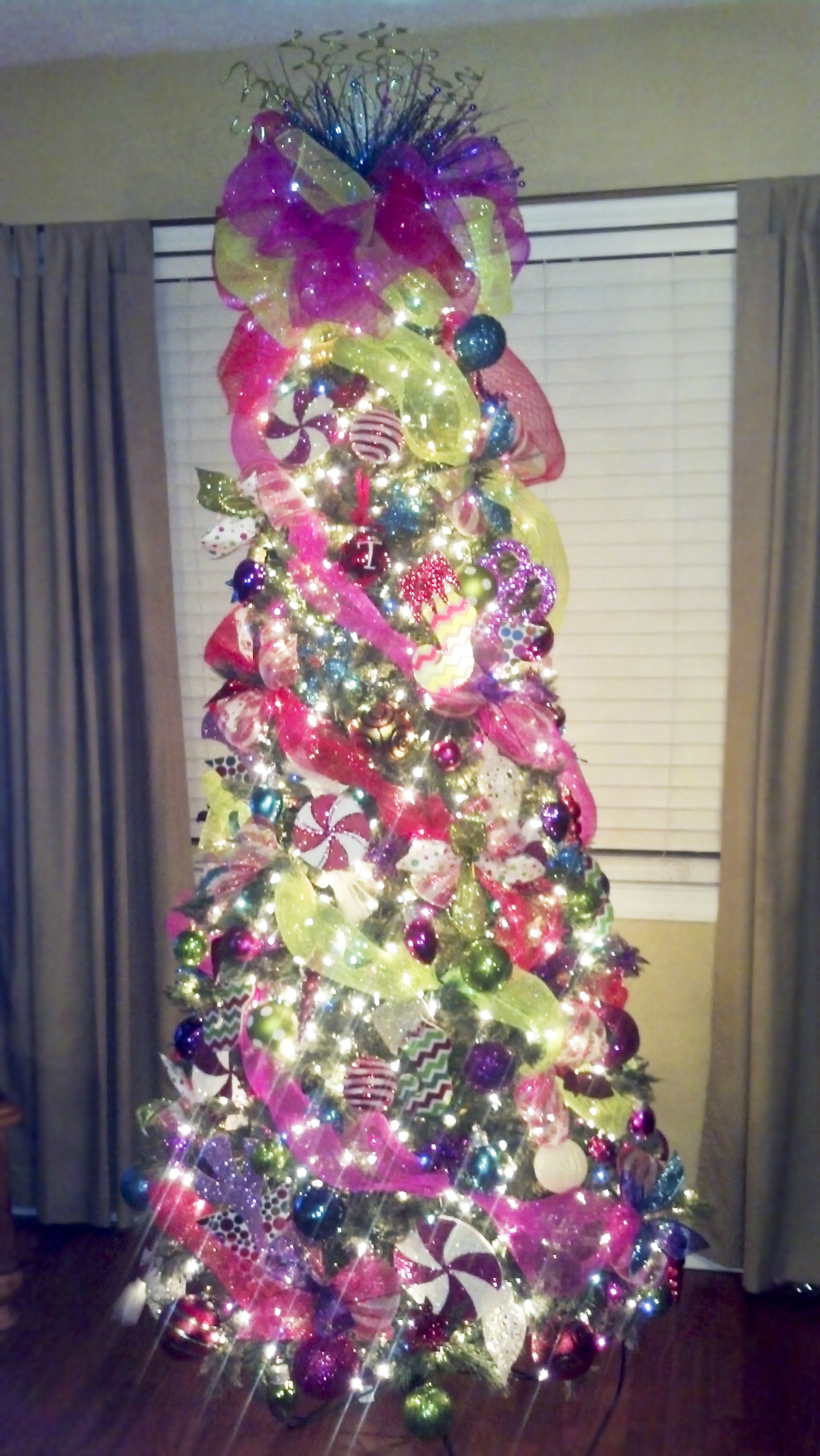 My WhoVille tree! | Christmas Trees | Pinterest
