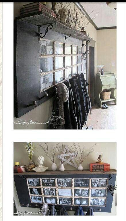 Recycled Old Doors Pinterest