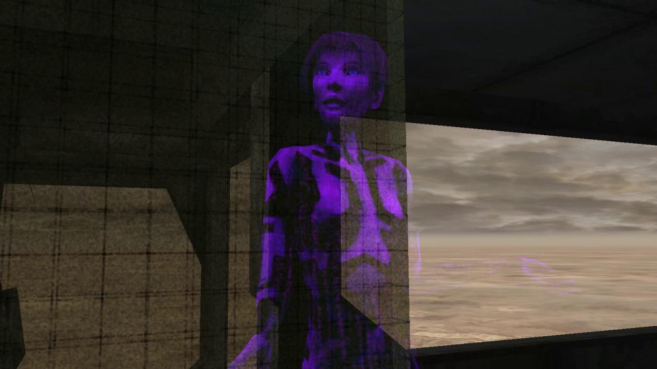 Cortana in Halo : Combat Evolved | Cortana | Pinterest: pinterest.com/pin/573153490048295914