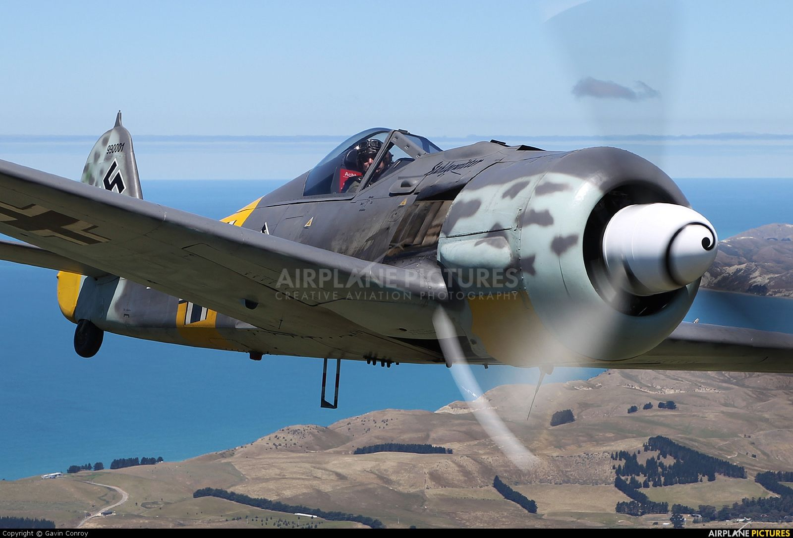 Fw 190 A Military Planes Jets Fighters Bombers Pinterest