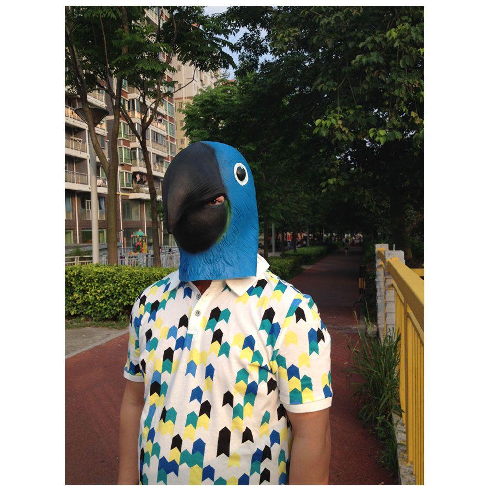 Parrot Mask