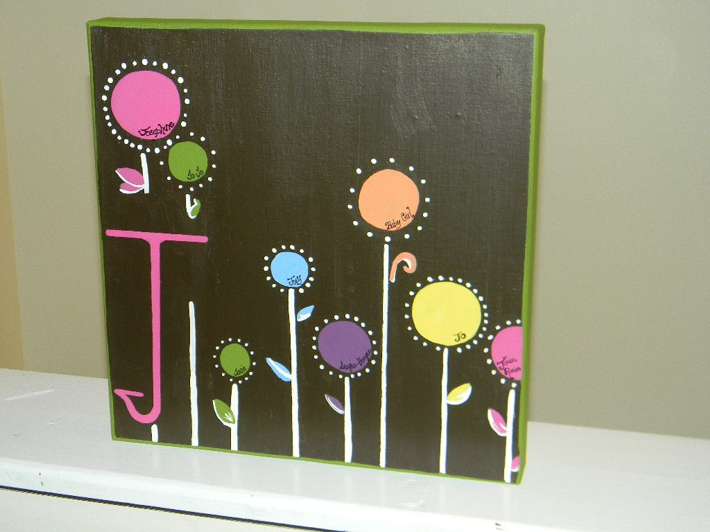 Canvas art diy projects pinterest for Diy art projects canvas