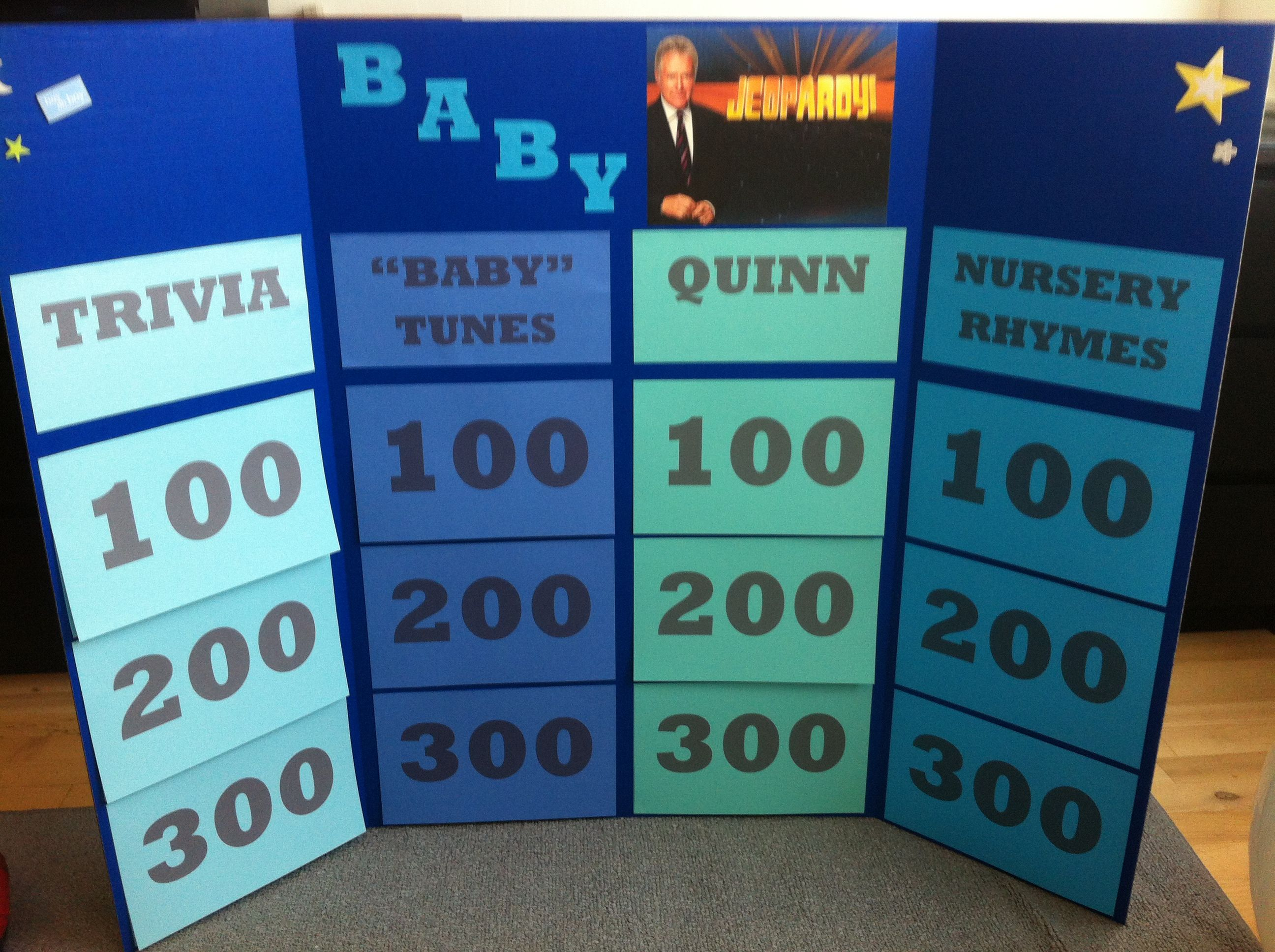 baby shower jeopardy baby shower ideas pinterest