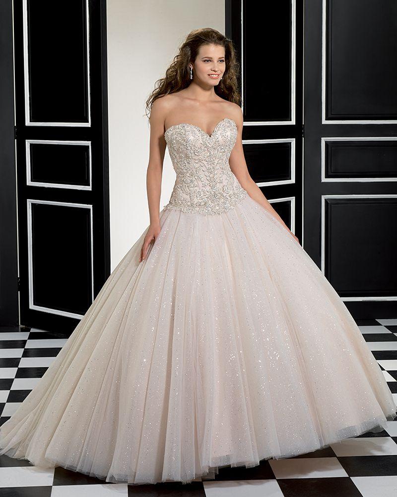 Cinderella wedding dress by eddy k disney princess for Eddy k wedding dresses
