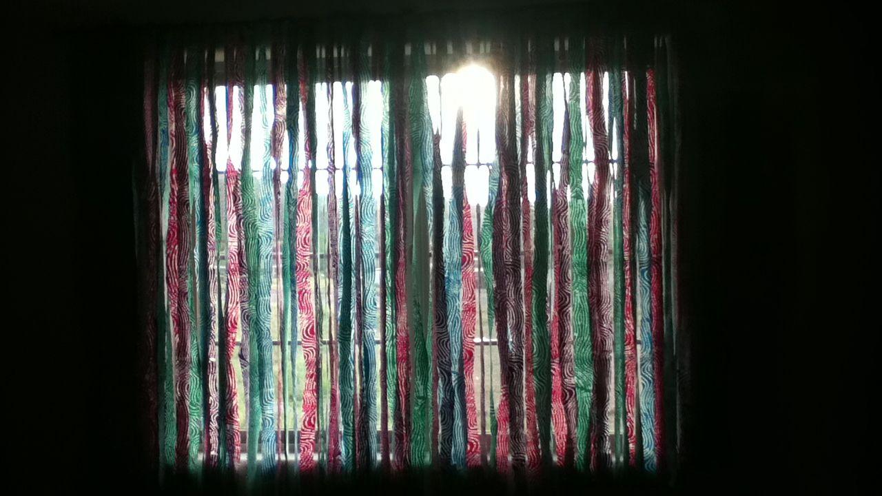 Fabric strip curtains inner self style pinterest