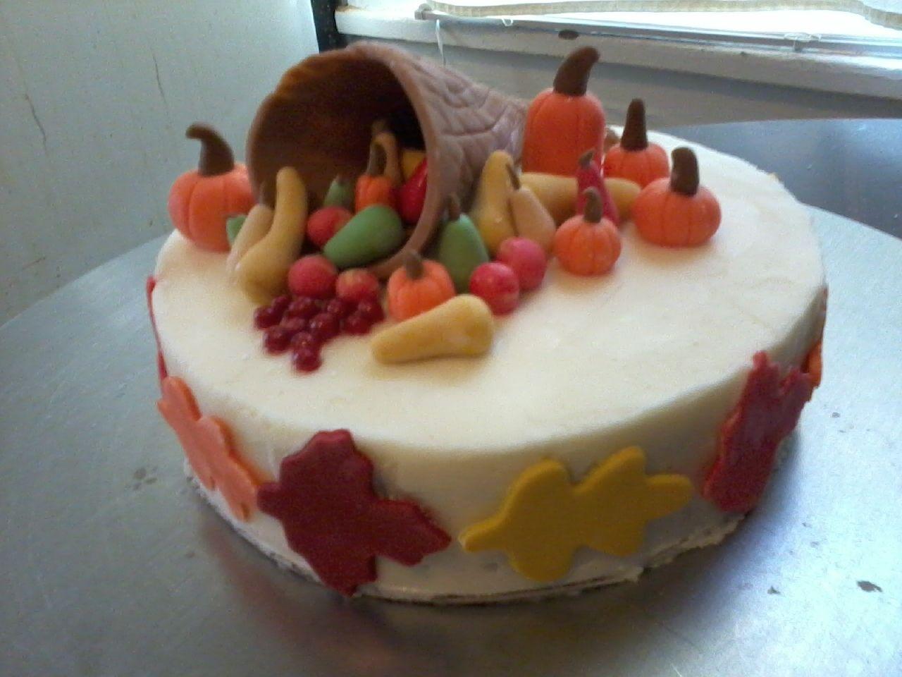 The Cake Thanksgiving