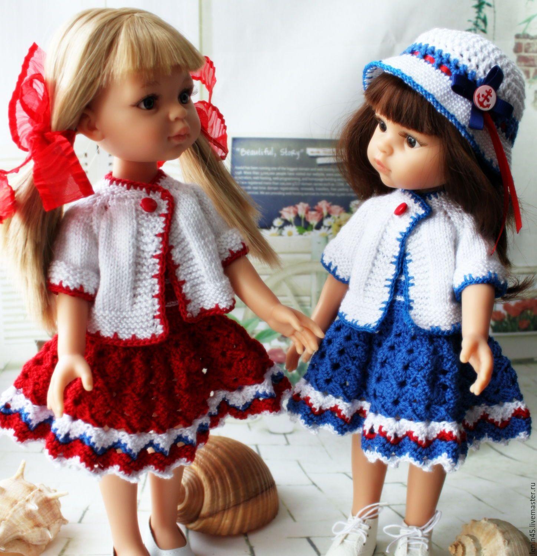 Вязание для кукол на продажу 1