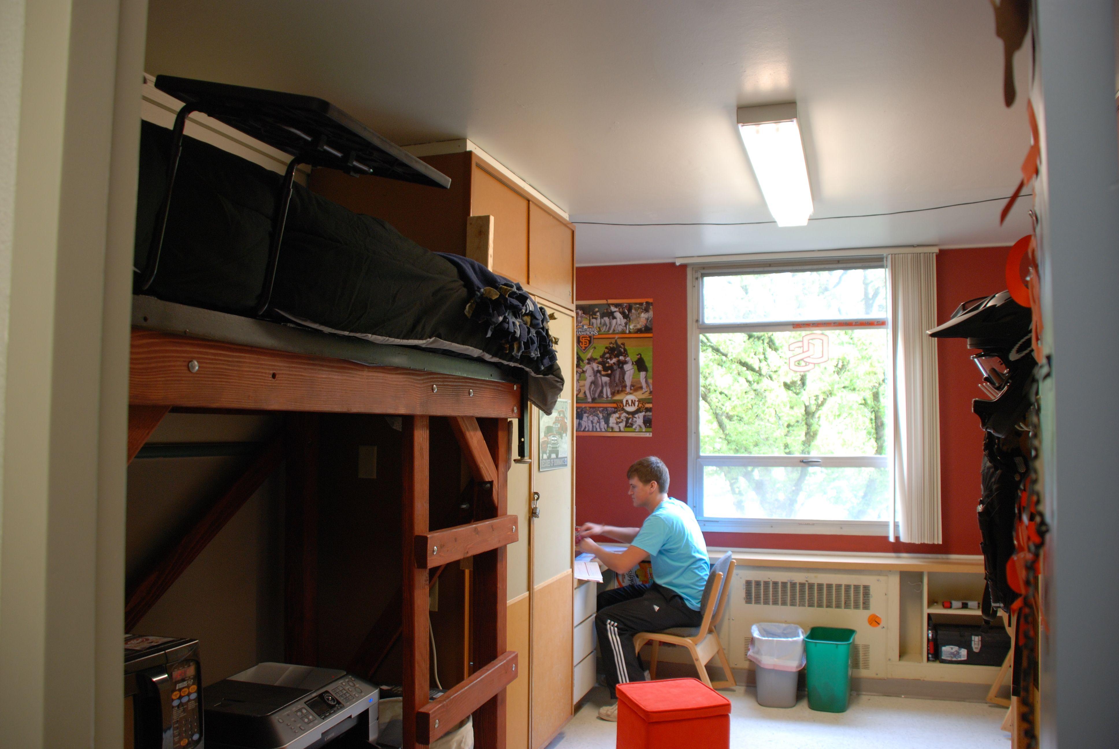 Salisbury University Dorm Rooms