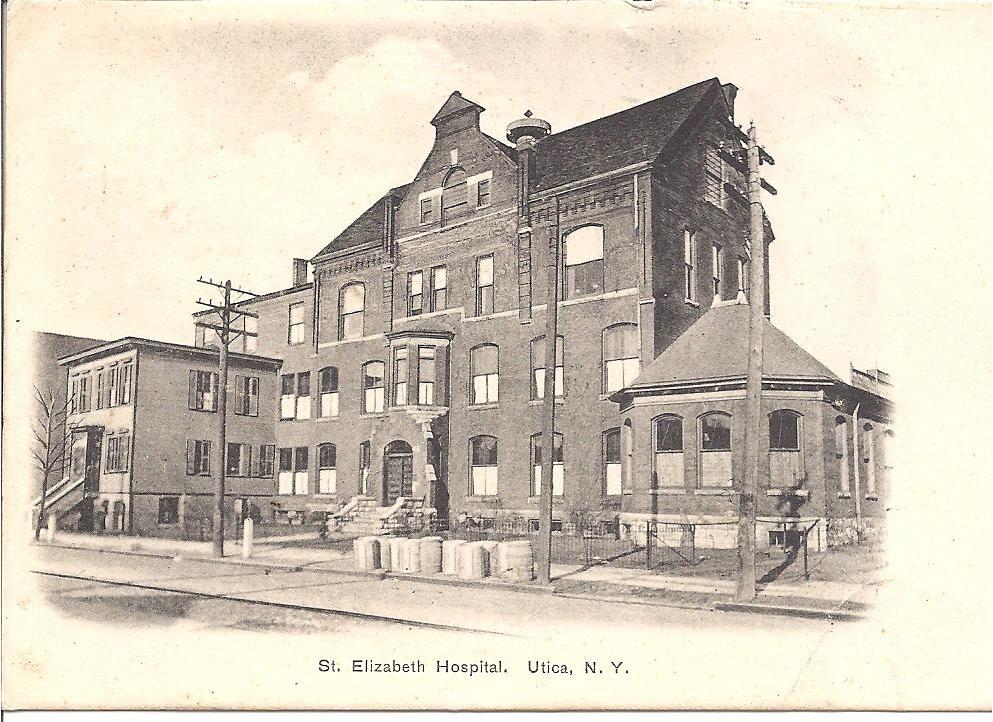 St Elizabeth Hospital Utica Ny >> St. Elizabeth's Hospital, Utica NY | Oneida County, New York | Pinter…