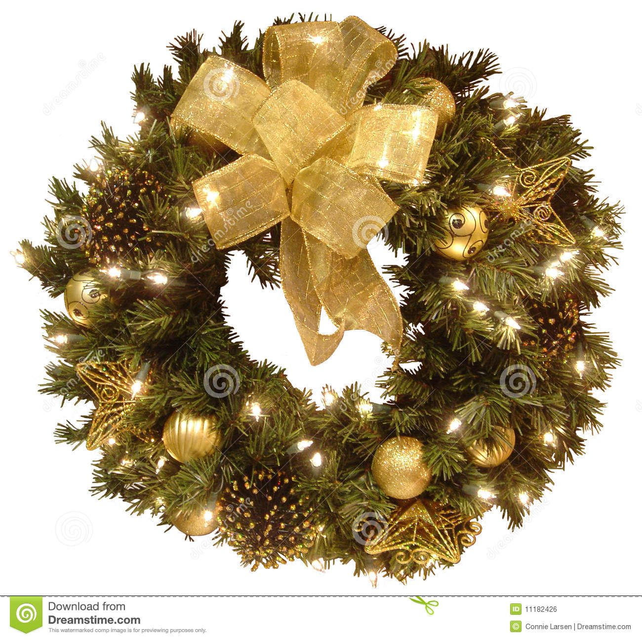 Great wreath christmas pinterest for How to decorate a christmas wreath