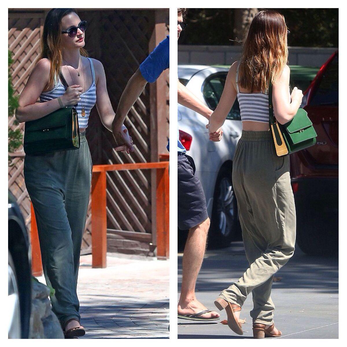 Leighton Meester - summer casual | Style inspiration - Leighton Meest ...