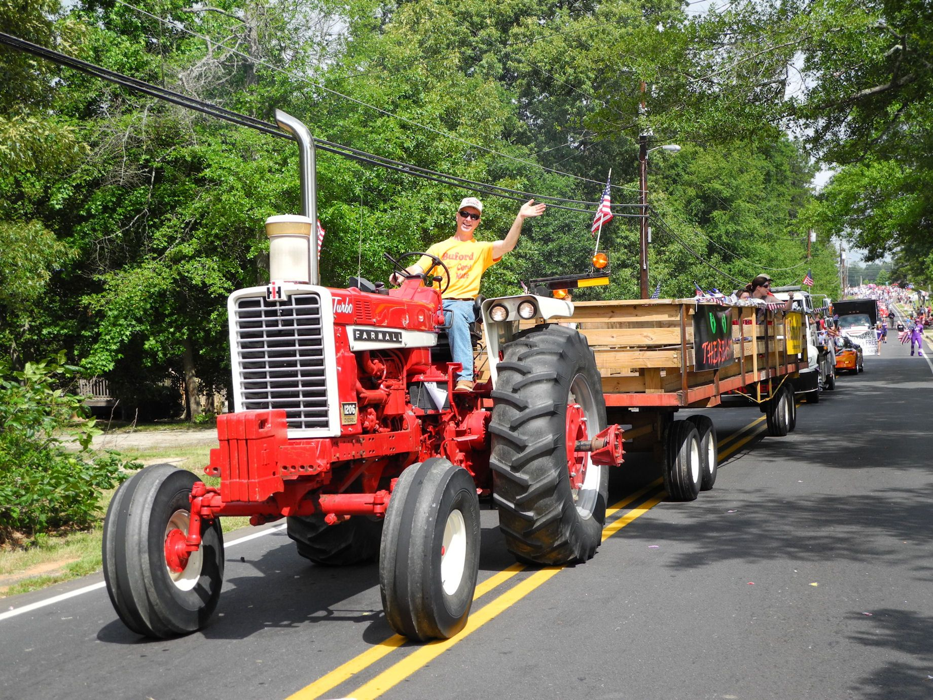 dacula memorial day parade pictures