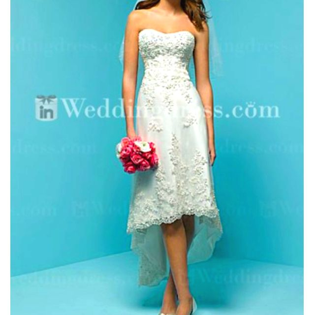 Renewal Wedding Dresses For The Beach : My beach wedding dress year anniversary vow