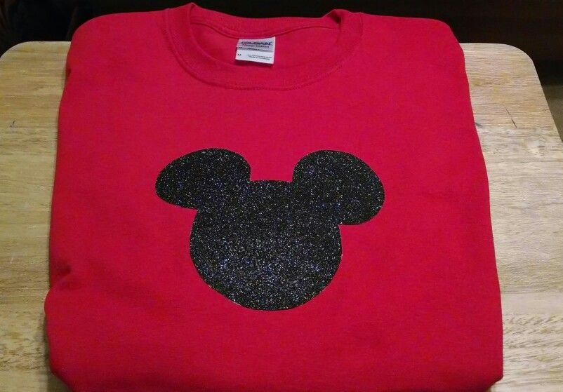Diy mickey mouse t shirt disney trip pinterest for Diy disney shirt template