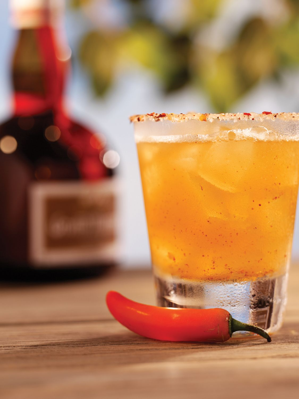 Spicy Margarita | Drinks | Pinterest