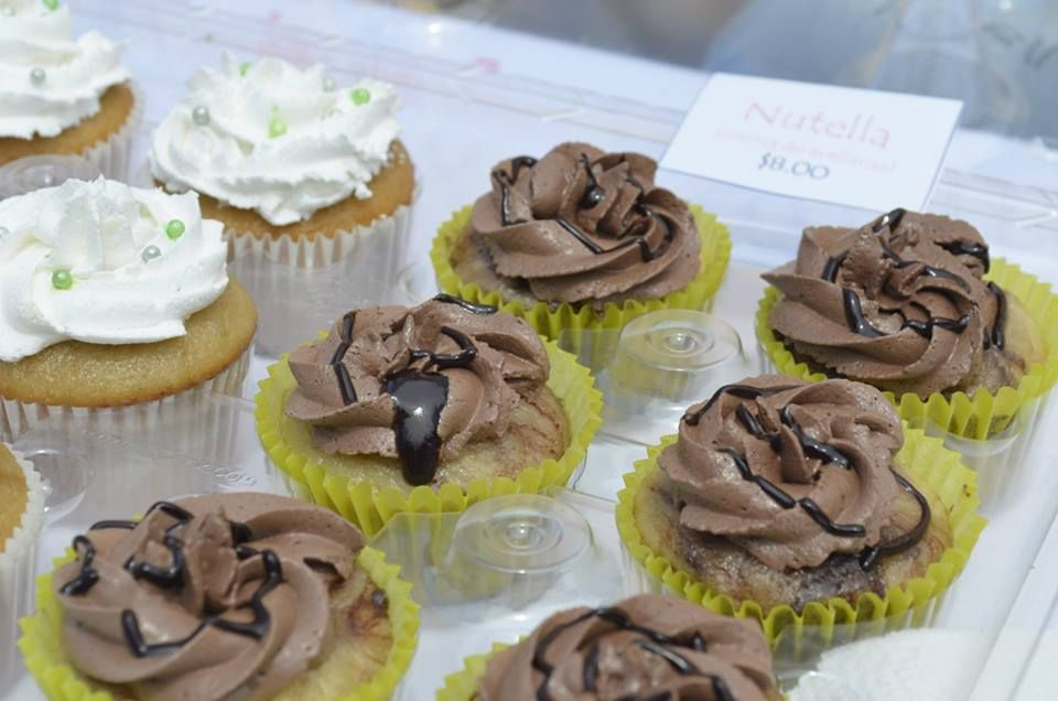 Nutella Cupcakes | Twins Cakes