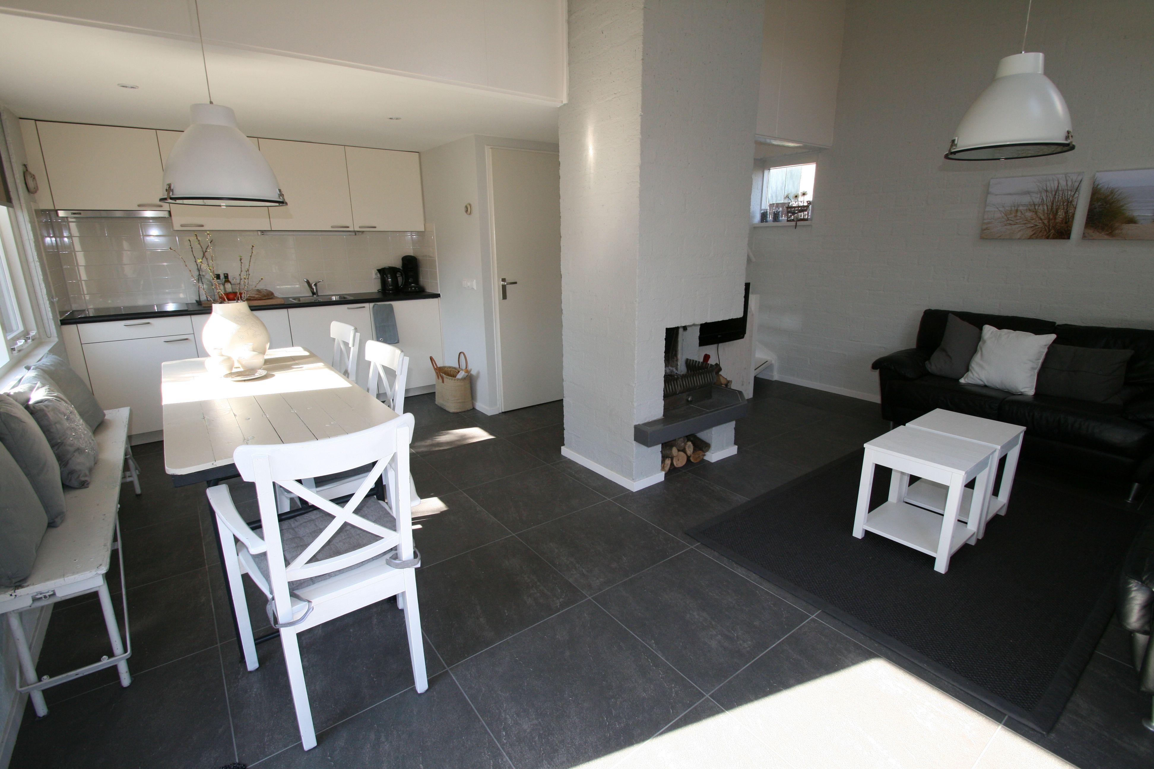 Witte Keuken Beige Vloer : Pin by lifs interieuradvies styling on ...