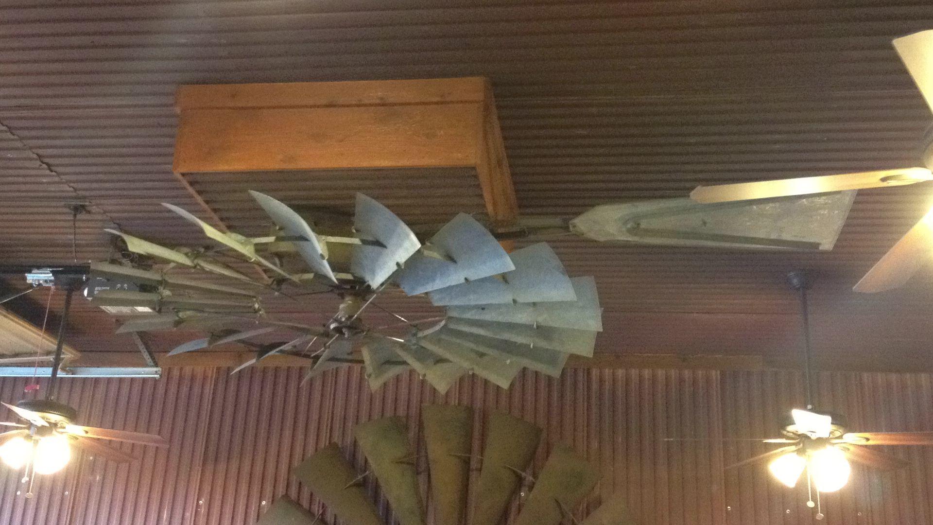 windmill ceiling fan just junk pinterest
