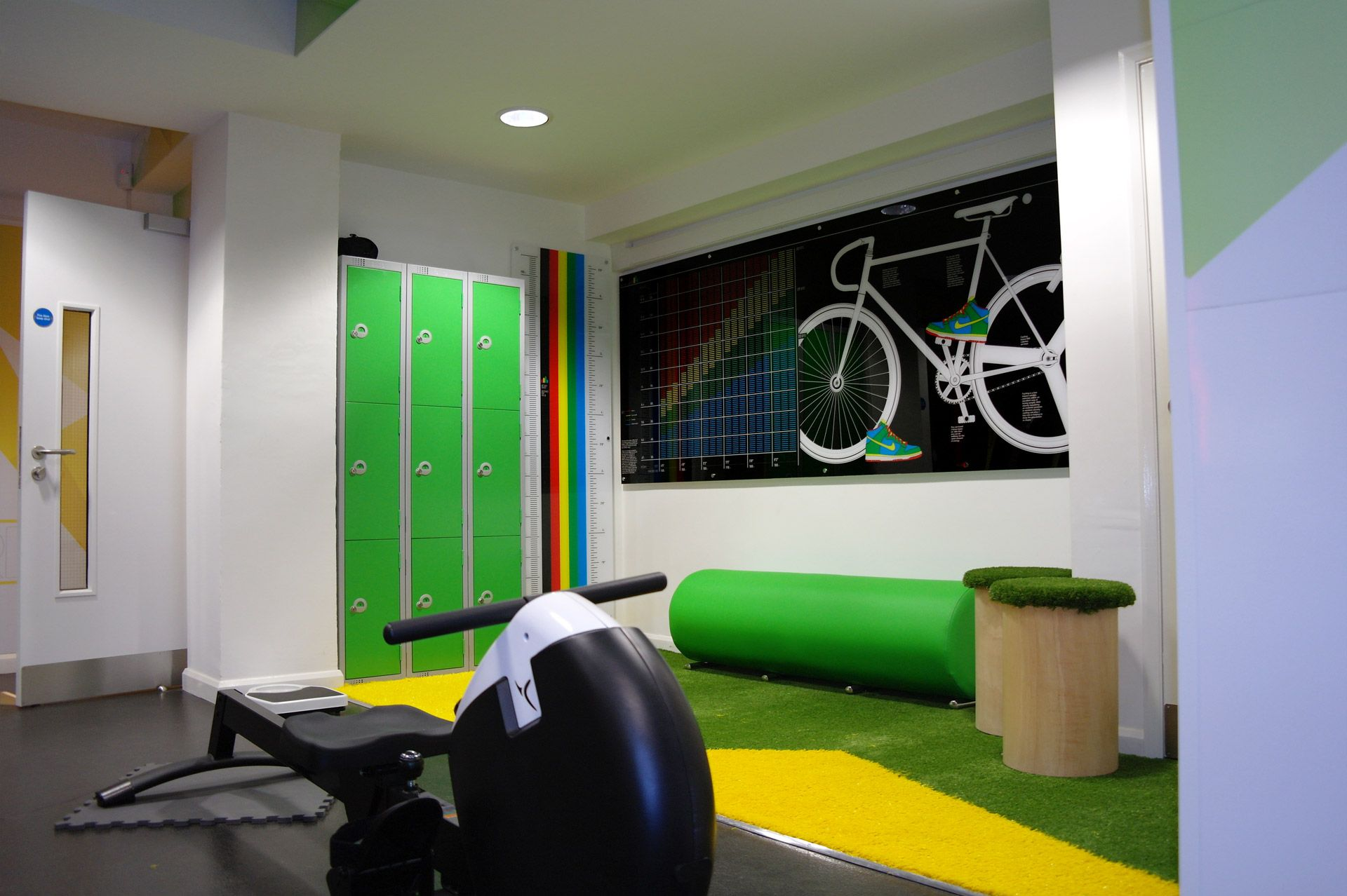 Youth centre interior design youth center pinterest for Youth center architecture