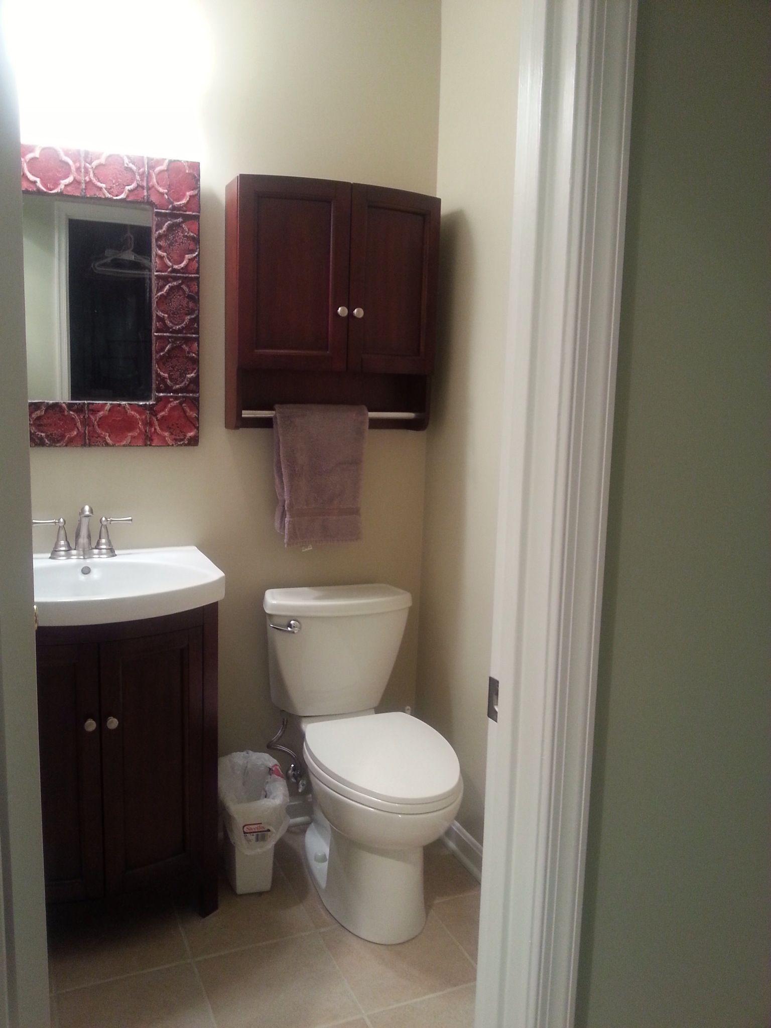 basement half bath master bathroom pinterest