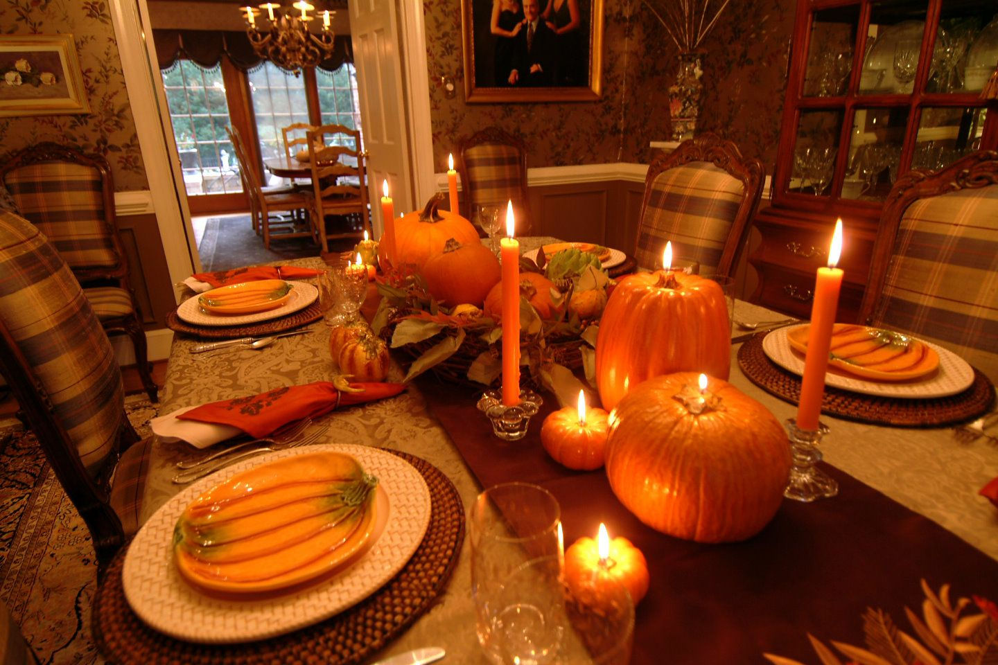 Harvest tablescaping autumn fall decorating ideas pinterest