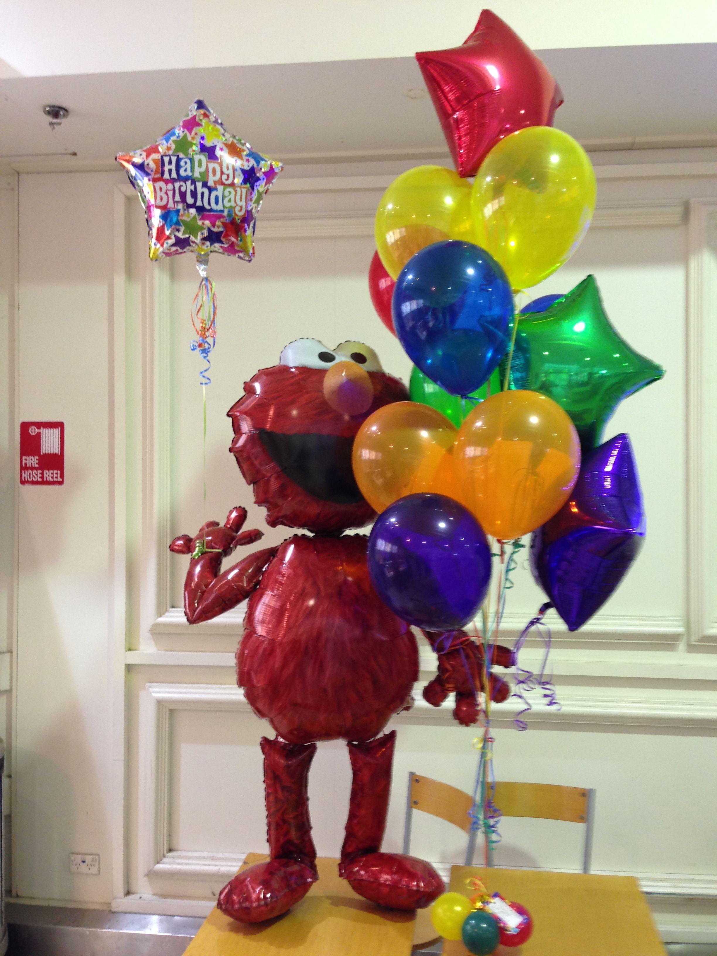 deliver balloons melbourne