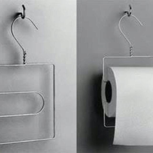 Toilet paper holder fabulous ideas pinterest for Toilet paper holder ideas