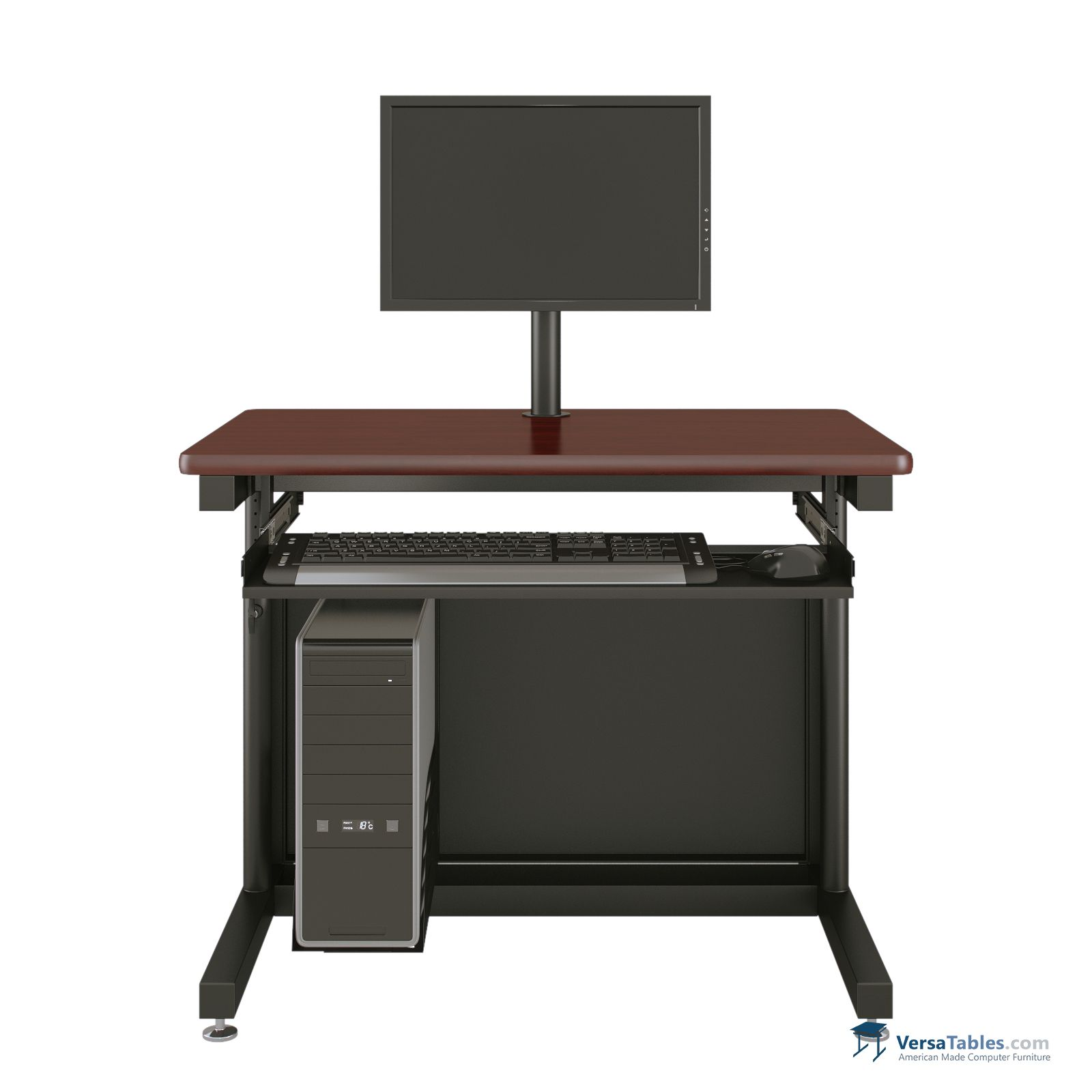 Pin by Versa Tables on Deluxe Height Adjustable puter