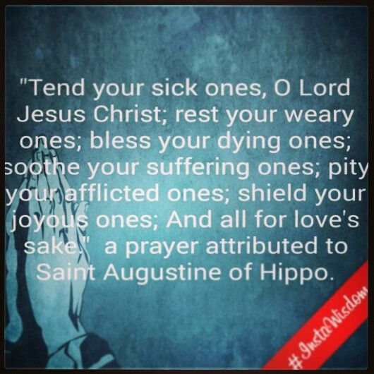 Great prayer about sick dying Inspirational Quotes