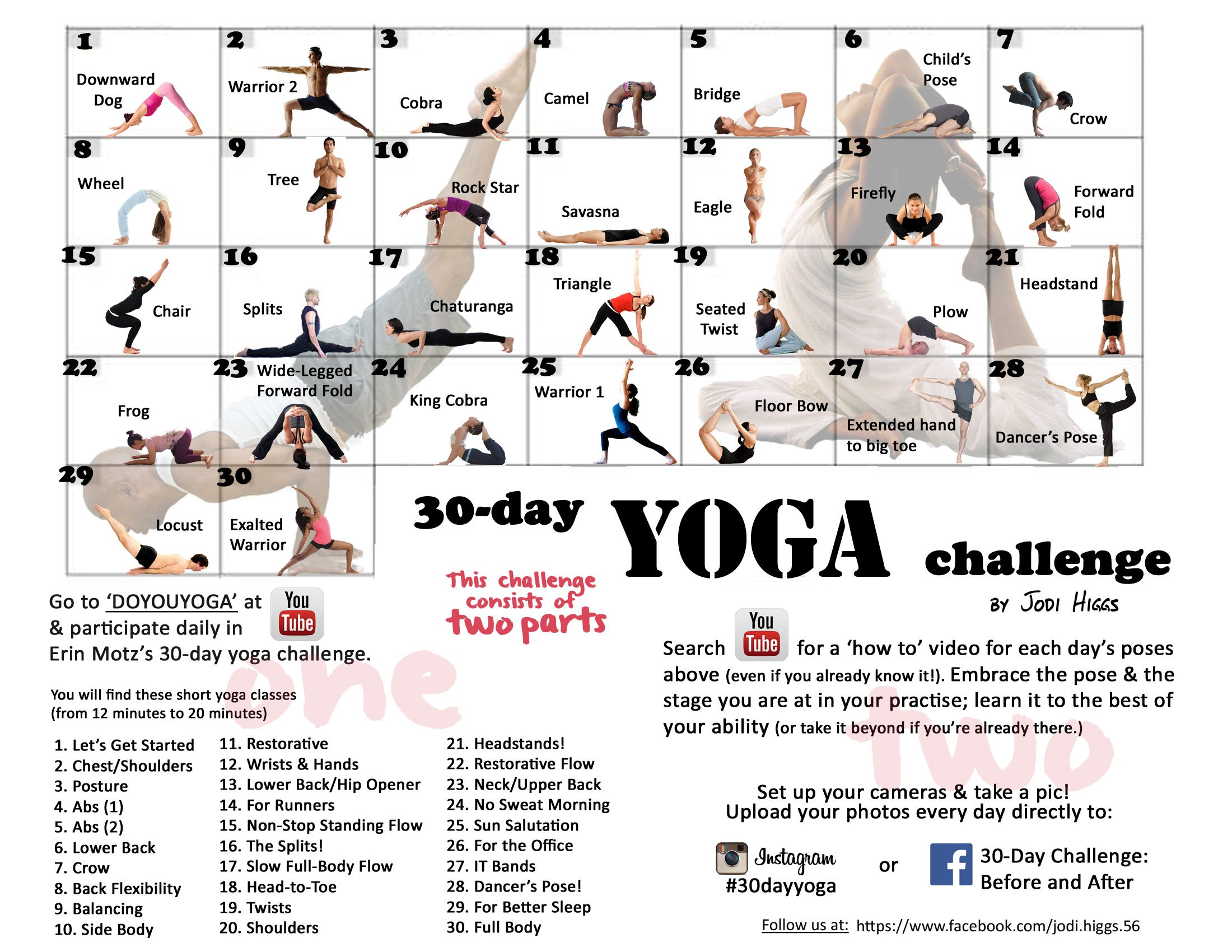30 Day Workout Challenge June Simply green living: 30 day fitness ...